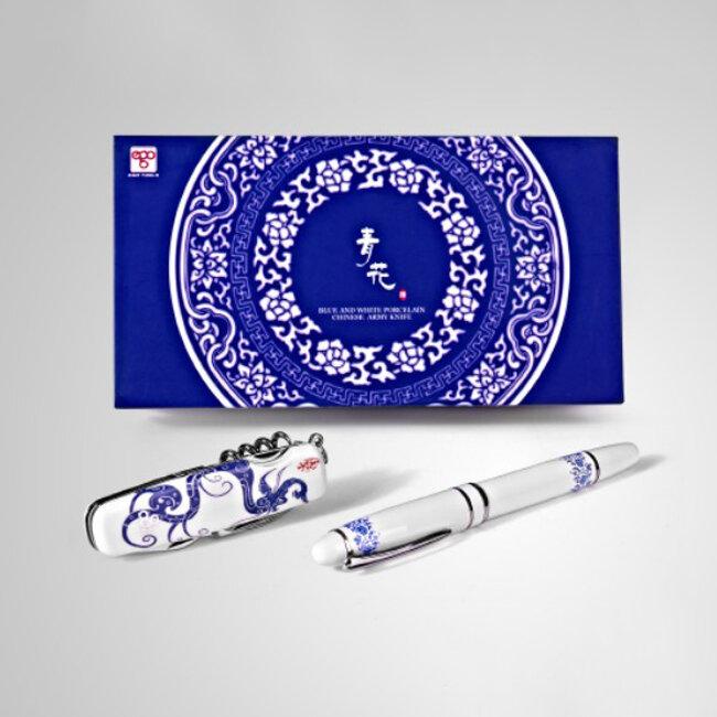 Нож Ego AB-01 брелок + ручка