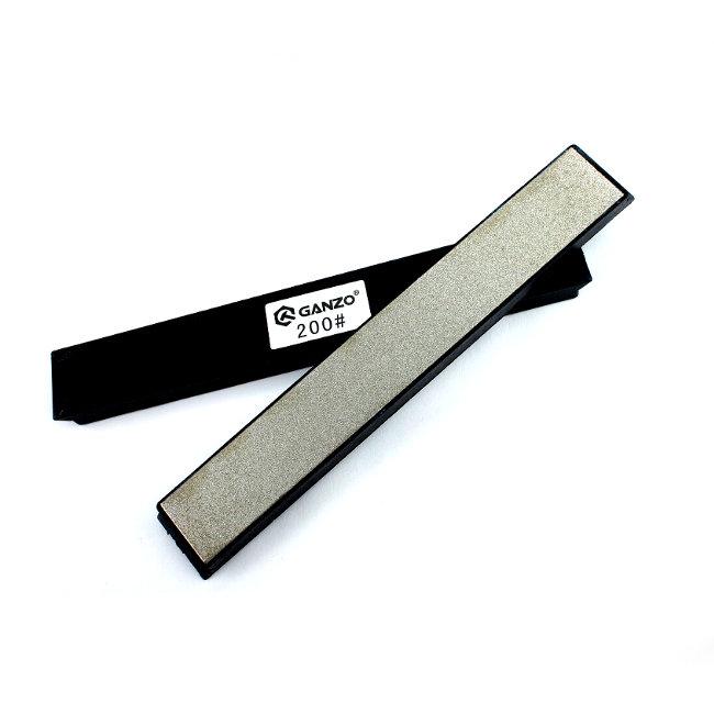 Набор: точильный станок Ganzo Touch Pro Steel + 3 алмазных камня