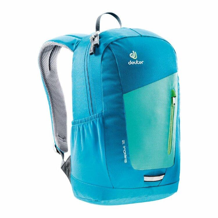 Рюкзак Deuter Stepout 12 (синий, бордовый, серый)