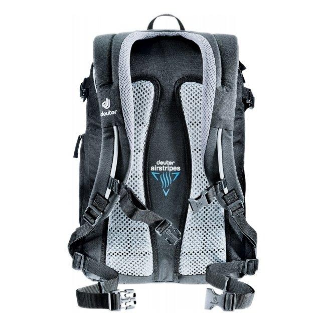 Рюкзак Deuter Stepout 16 (зеленый, фиолетовый, серый)