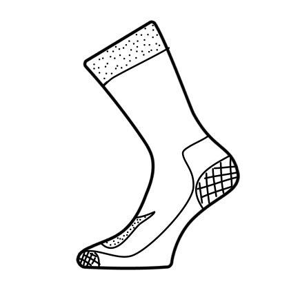 Носки Lasting CXJ
