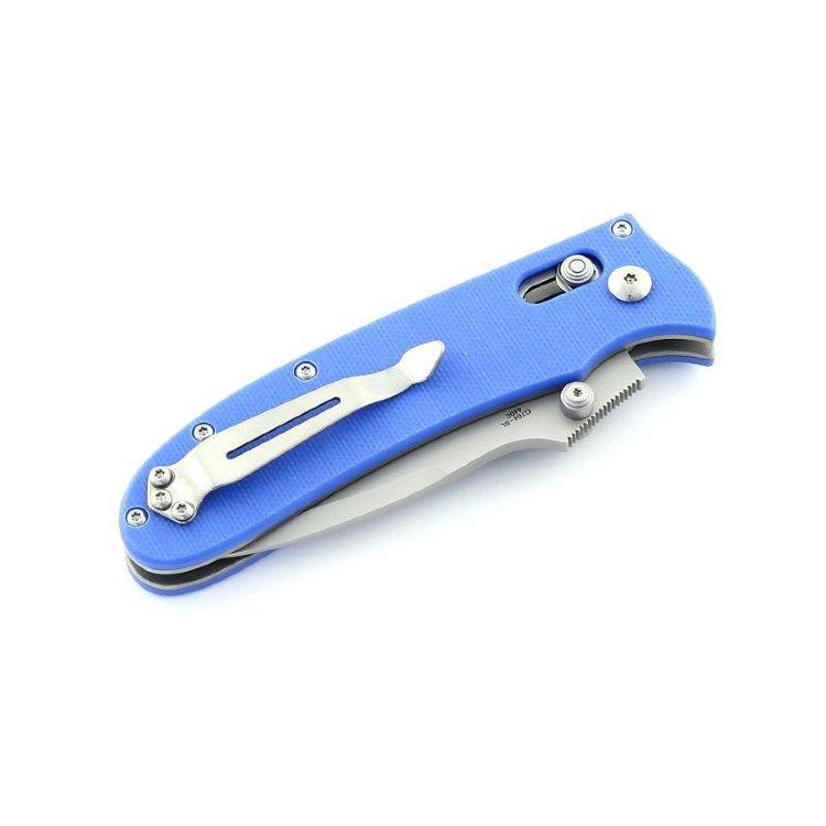 Нож Ganzo G704 (синий, оранжевый, красный, зеленый)
