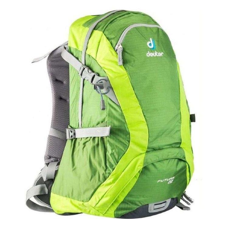 Рюкзак Deuter Futura 22 изумрудно-зеленый