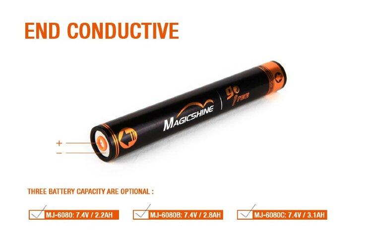 Фонарь Magicshine MJ810 XM-L new (Обновленная версия)