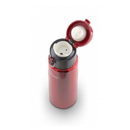 Термокружка LaPLAYA Travel Tumbler, 0.5 л (красная, голубая)