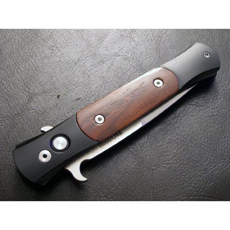 Нож автоматический складной Pro-Tech The Don, PT1706-С