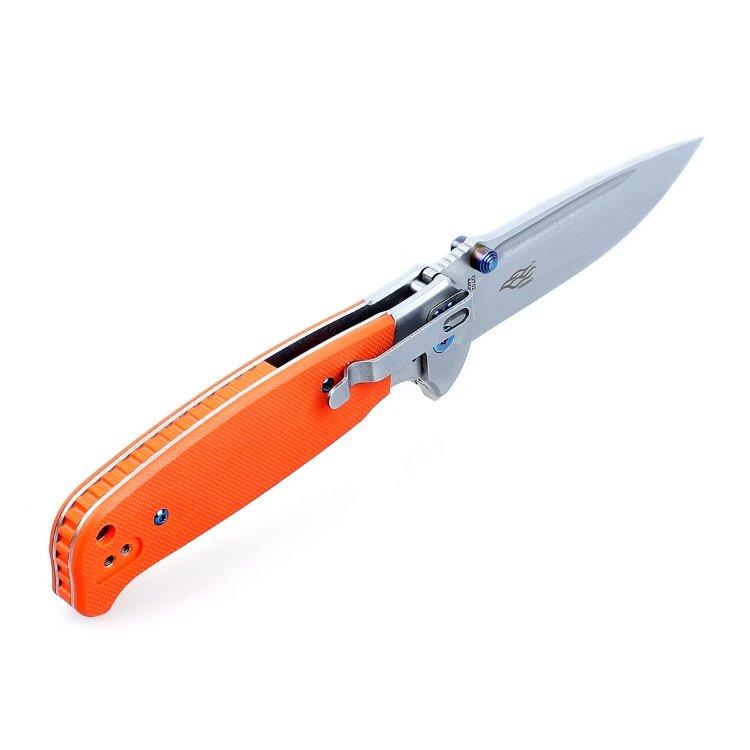 Нож Ganzo G7522 (черный, зеленый, оранжевый)