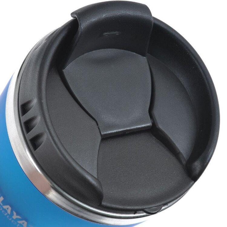 Термокружка LaPLAYA Mercury Mug, 0.4 л (синяя, красная, черная)