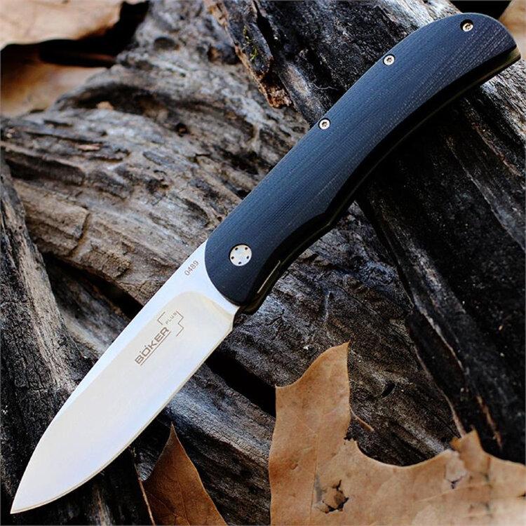 Складной нож Boker Plus Exskelibur 1 VG10, BK01BO032