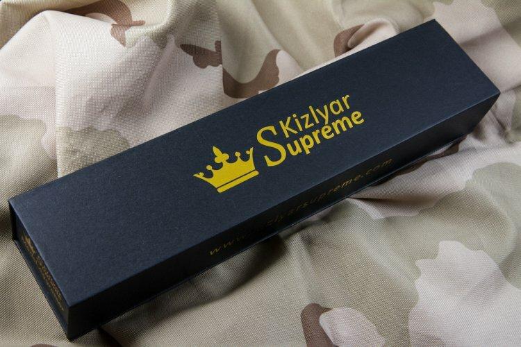 Нож Kizlyar Supreme Aggressor D2 Satin