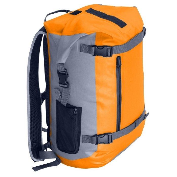 Герморюкзак Nova Tour Геккон 40 серый/оранжевый (95157-471-00)