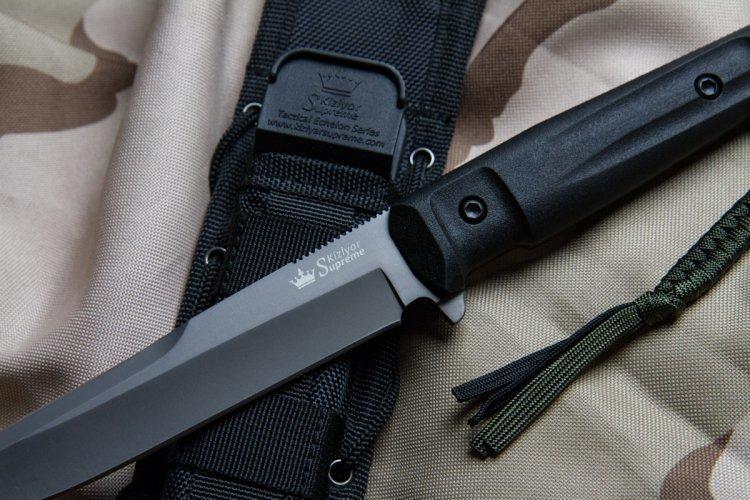 Нож Kizlyar Supreme Alpha AUS-8 GT