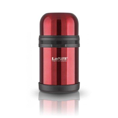 Термос LaPLAYA Traditional, 0.8 л (черный, красный, оливковый, синий)