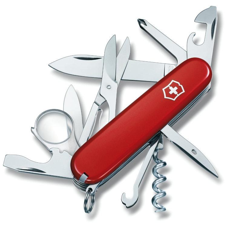 Нож складной Victorinox  Explorer, 1.6705