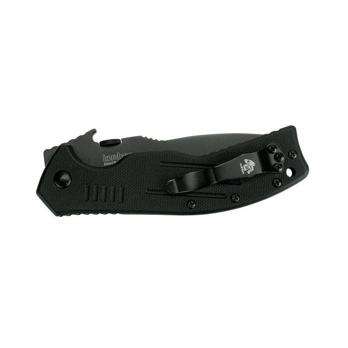 Складной нож Kershaw CQC-8K, K6044TBLK
