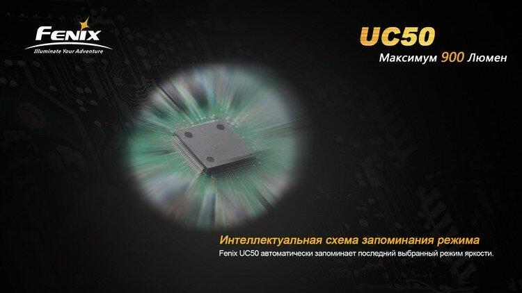 Fenix UC50 без коробки