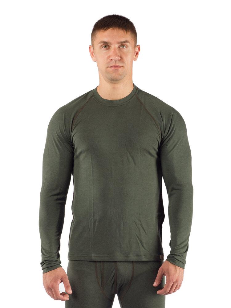 Футболка мужская Lasting ATAR, зеленая