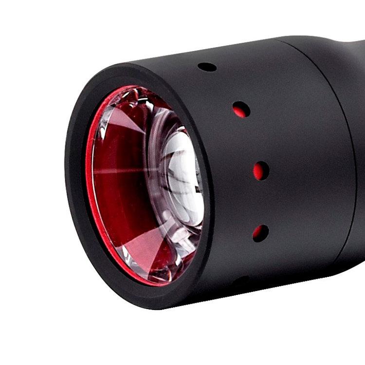 Набор мультиинструмент Leatherman Rebar и фонарь Led Lenser P7.2