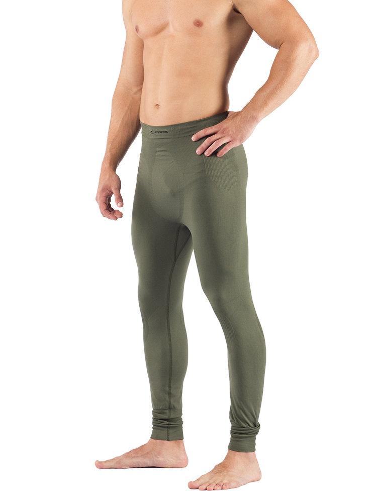 Штаны мужские Lasting ATEO, зеленые