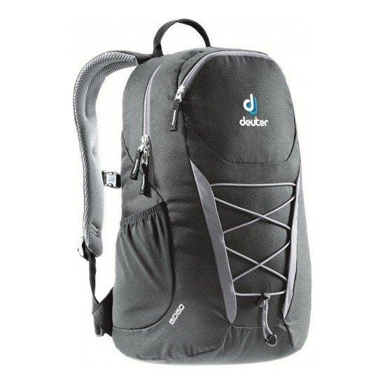 Рюкзак Deuter Go Go (черный, синий, черничный)
