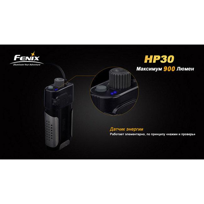 Фонарь Fenix HP30 XM-L2