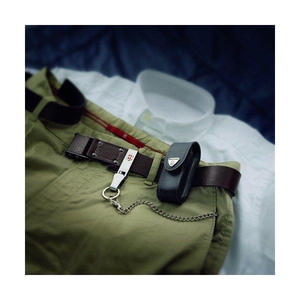 Чехол кожаный Victorinox 4.0521.3