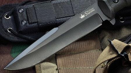 Нож Kizlyar Supreme Delta D2 Satin