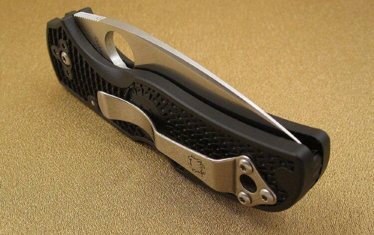 Складной нож Spyderco Native 5 41PBK5