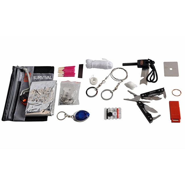 Набор для выживания Gerber Bear Grylls Ultimate Kit вскрытый