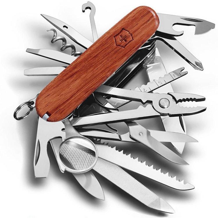 Нож складной Victorinox SwissChamp, 1.6794.69