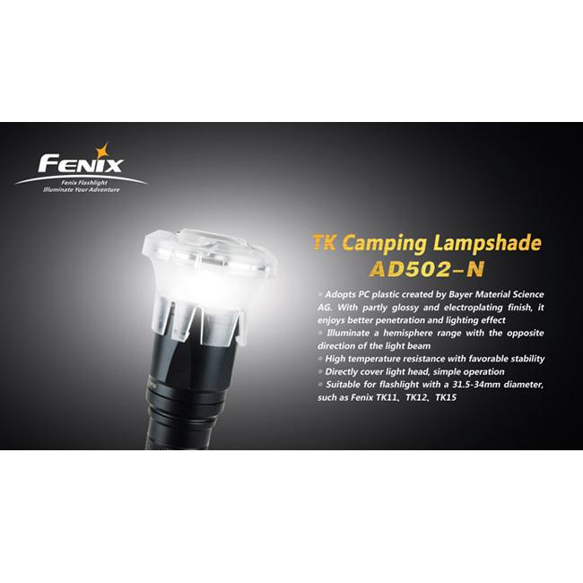 Рассеиватель для палатки Fenix TK AD502-N вскрытый