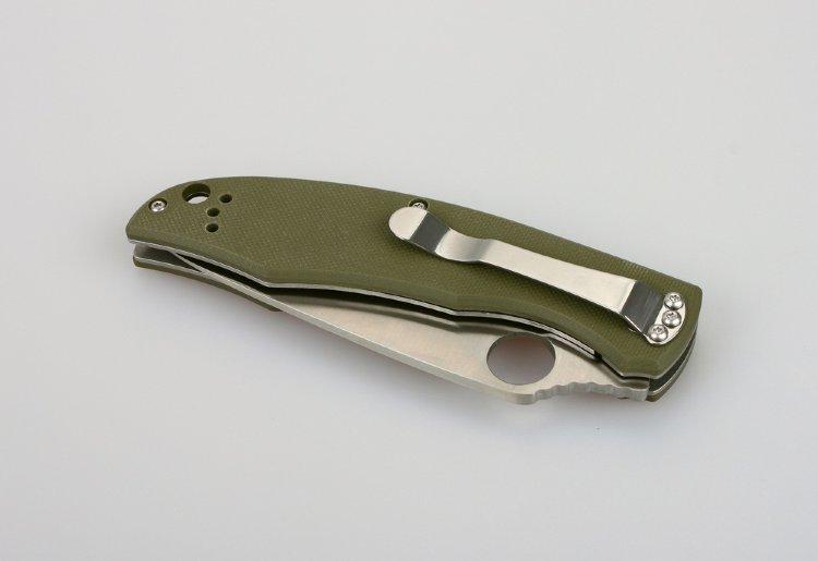 Нож Ganzo G732 (черный, зеленый, оранжевый, камуфляж)