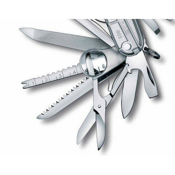 Нож складной Victorinox SwissChamp, 1.6794.T7