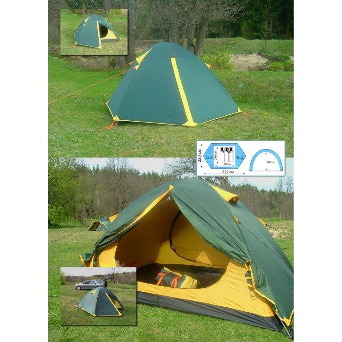 Палатка Tramp Scout 2, TRT-001.04