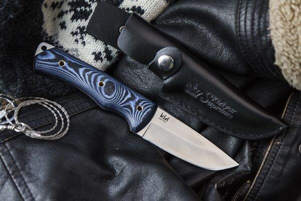 Нож Kizlyar Supreme Kid 440C Satin