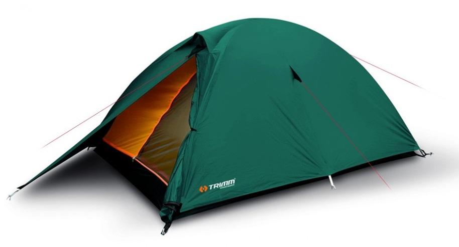 Кликните на палатку для перехода