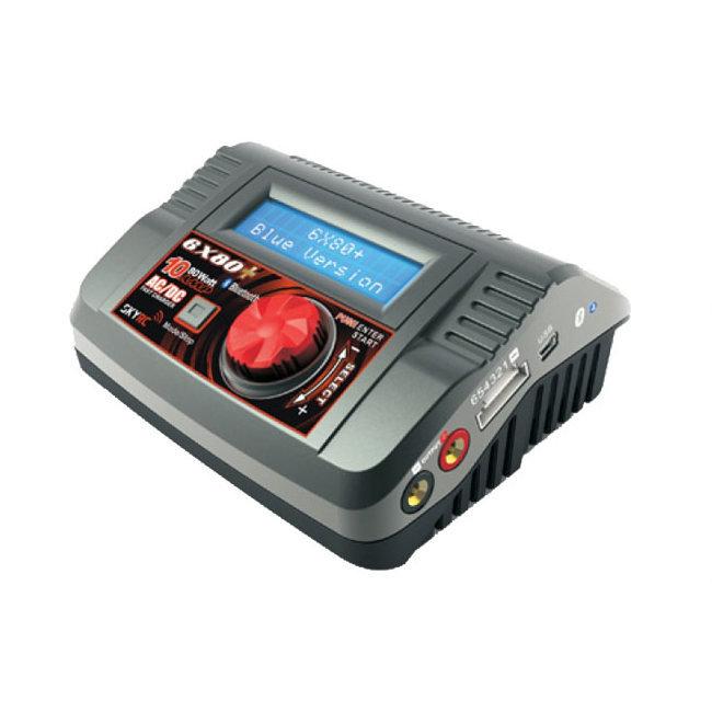 Зарядное устройство SkyRC 6x80 AC/DC (with Bluetooth)