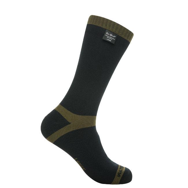 Водонепроницаемые носки Dexshell Trekking Green