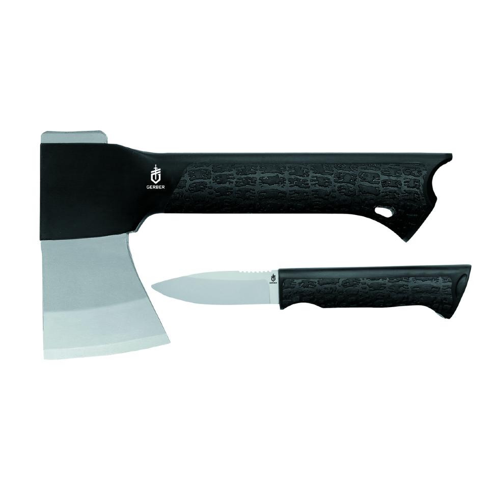 Набор Gerber Gator Combo Axe (топор + нож), блистер, 31-001054