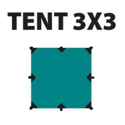Тент Tramp 3x3, TRT-100.04