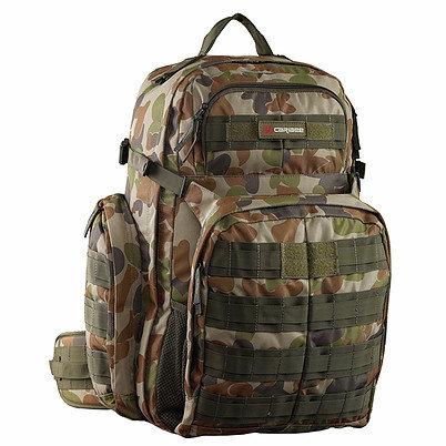 Рюкзак Caribee Op's Pack, 50 л (защитный, зеленый)