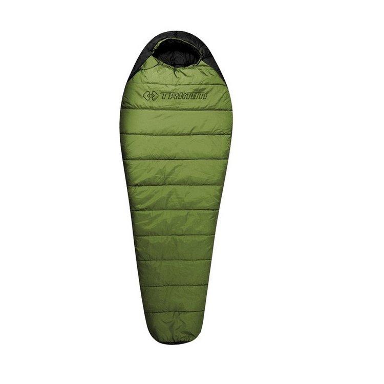 Спальный мешок Trimm Trekking WALKER, зеленый, 185 L