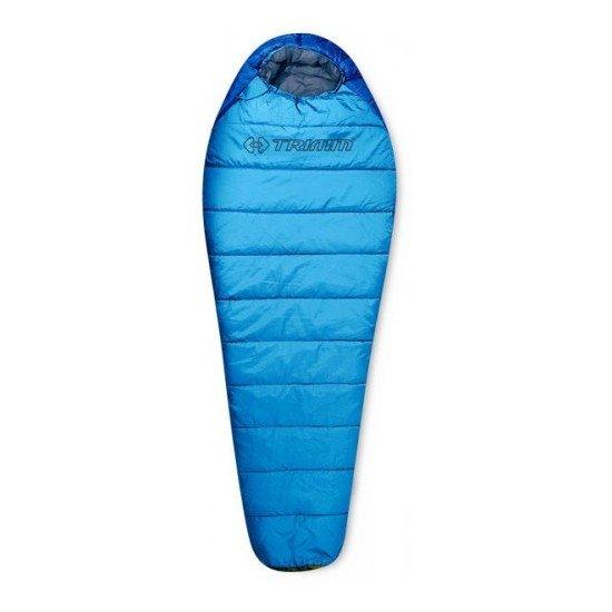 Спальный мешок Trimm Trekking WALKER, синий, 185 L