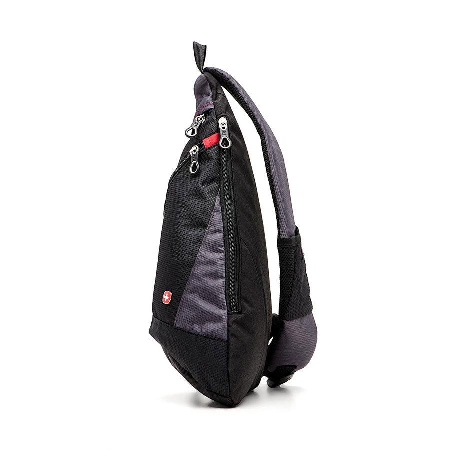 Рюкзак wenger 1092230 черный/серый 17л рюкзаки для девочек 1 класс ростов на дону