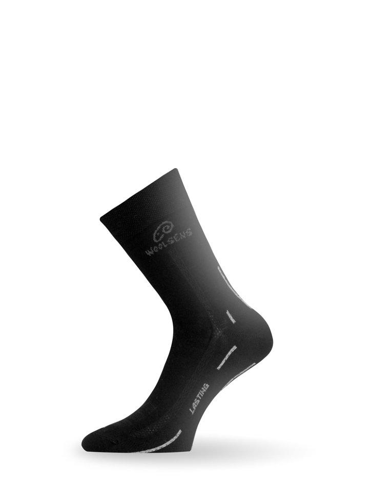Носки Lasting WLS, черные