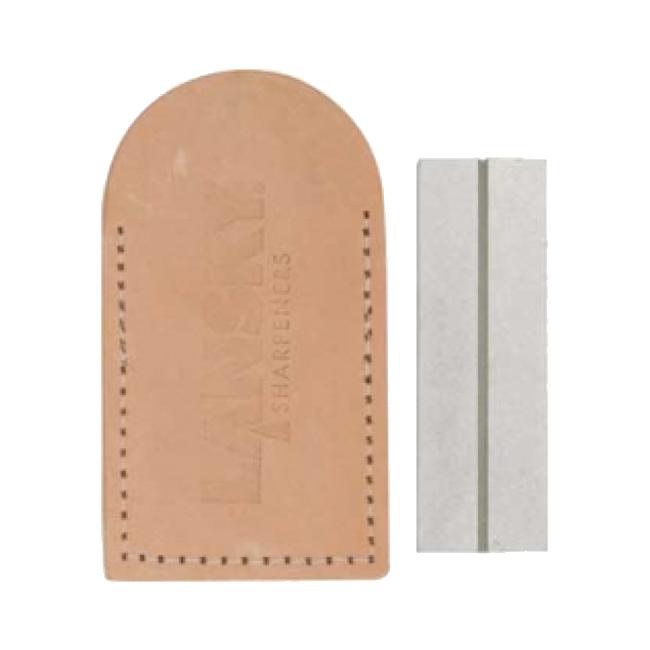 Точилка для ножей Lansky Pocket Stone Diamond LNLDPST, вскрытый