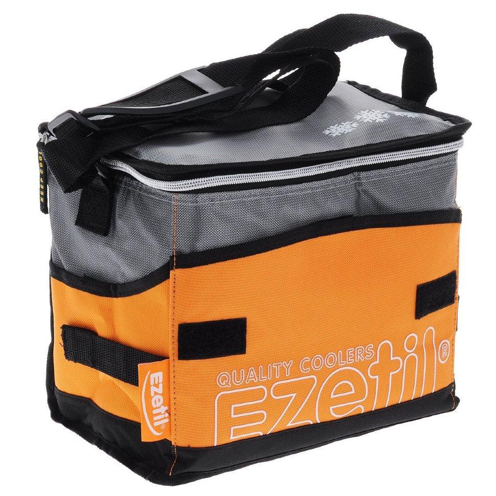 Сумка-холодильник Ezetil Extreme, 16 л (оранжевая, красная, зеленая)