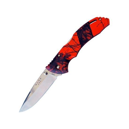Нож Buck Bantam Orange Blaze, B0286CMS9