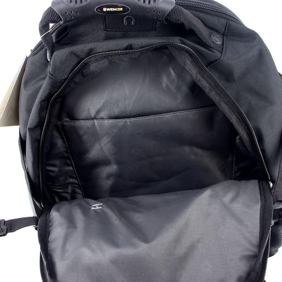 Рюкзак wenger 3263204410 черный/серый 26l 15 убрать оружие в рюкзак dayz