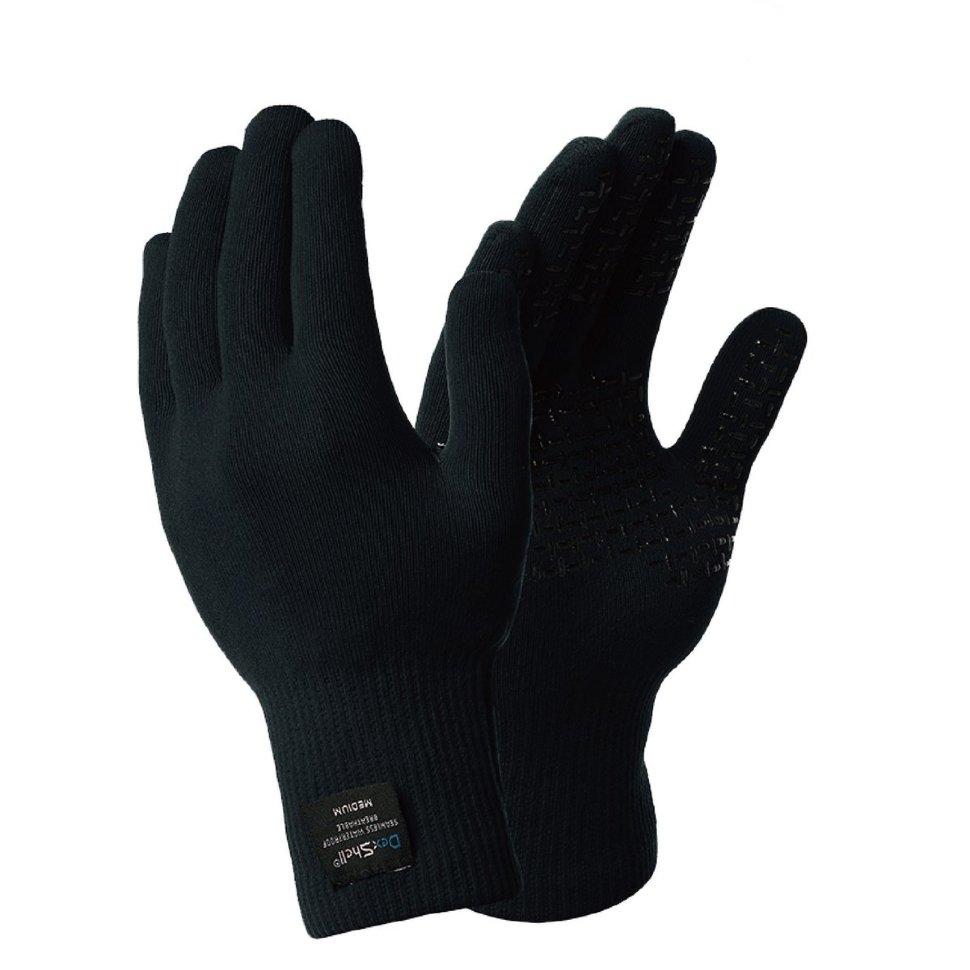 Водонепроницаемые перчатки DexShell ThermFit Neo Gloves (черные)